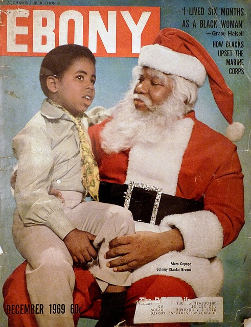 Black Then | Photo of the Day: 1969 Ebony Magazine Cover ...