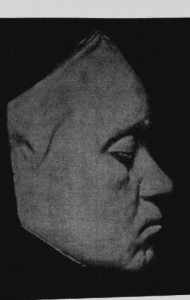 beethoven death mask