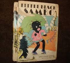 Being BetteJo: Sticky Sticky Stumbo revisited |Little Boy Sambo