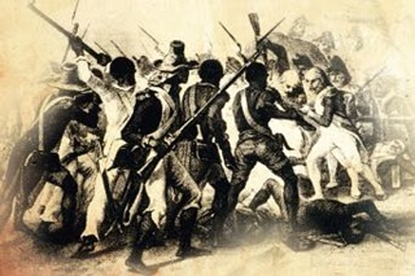 slavery and successful slave revolt Slave revolts 1736-1832 some slaves resisted by planning rebellions they  risked reprisals of torture and death some plantations were destroyed by the.