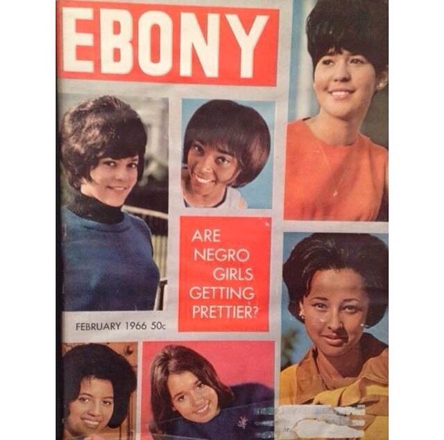 "Modern Response to 1966 Ebony Edition ""Are Negro Girls ..."