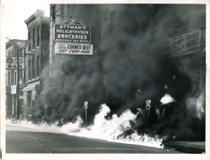 baltimore riots 1968