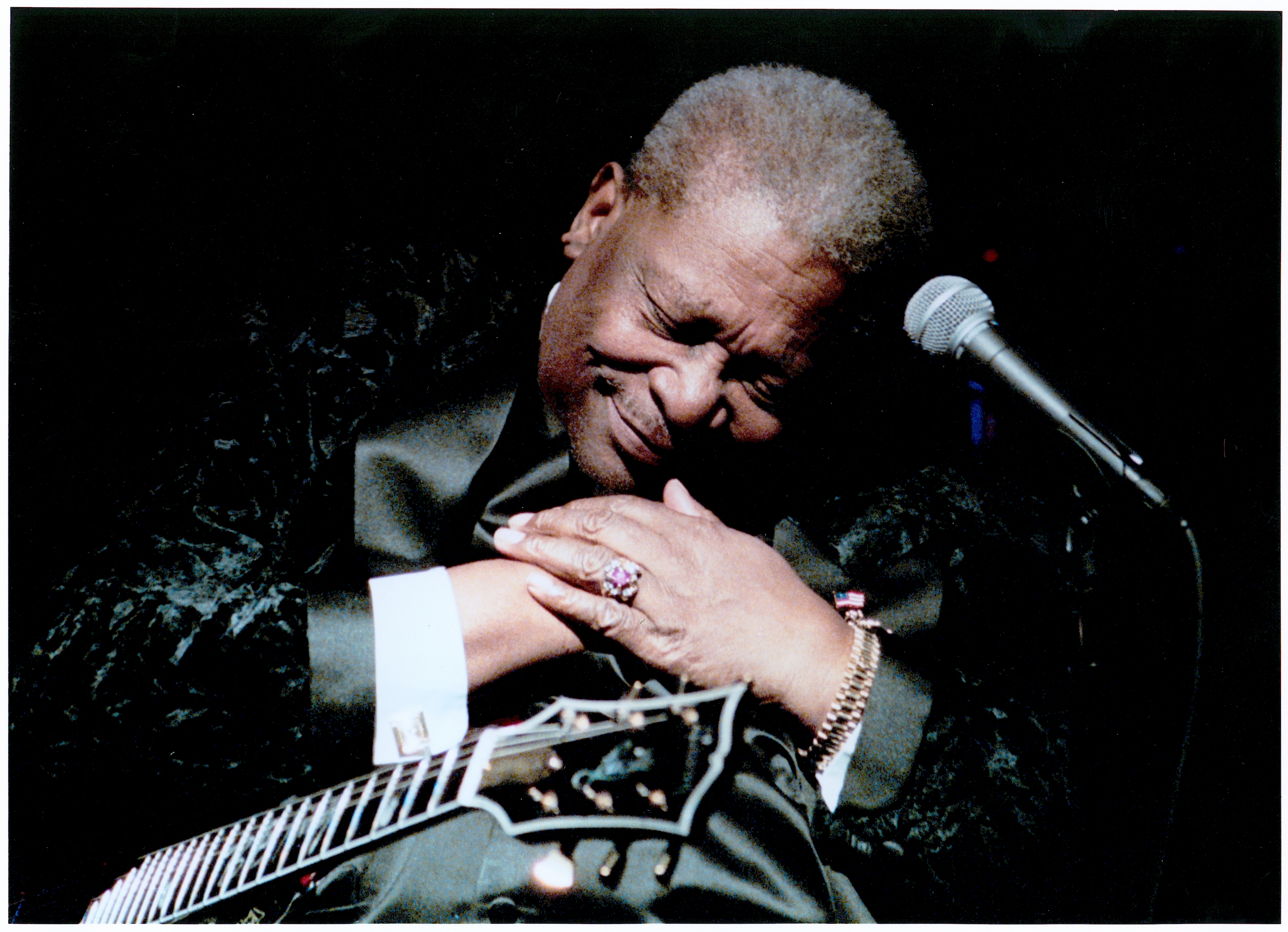 Black Then | Blues Legend B.B. King Dead At 89: A Glimpse Into The.