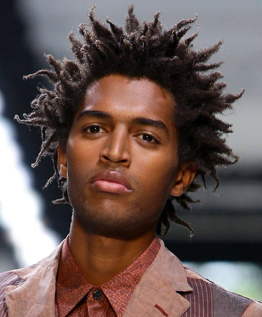 the evolution of black hair The story of how black men went from texturizer to team natural.