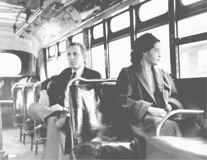 the impact of the montgomery bus boycott on the civil rights movement in the us Events in the civil rights campaigns, such as the montgomery bus boycott in  1955  park's actions sparked a boycott (avoidance) of buses in montgomery by  the african american  impact the courts decided that the segregated nature of  montgomery's  bus boycott for the black community and the civil rights  movement.