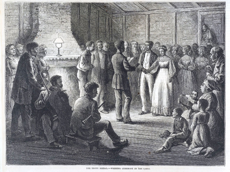 Why Slave Weddings Were Not Recognized Under The Law Of -4799