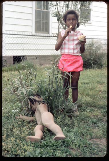 Hattiesburg, Mississippi.  April, 1965