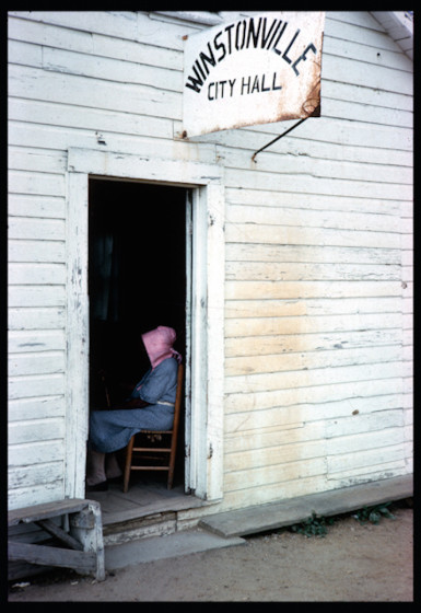 Winstonville, Mississippi.  April, 1965.