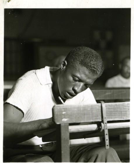 New Orleans, La., September 1936, beginner's class in adult education