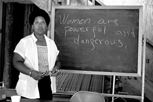 power audre lorde essay Essays and speeches by audre lorde notice this materia may be protected by copyright live from within outward, in touch with the power of the erotic.
