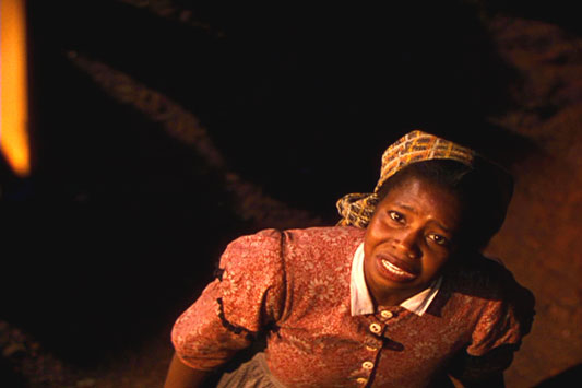 "Hattie ""Butterfly"" McQueen: The Real ""Gone With the Wind ... Butterfly Mcqueen Gone With The Wind"