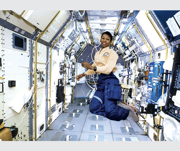 To Infinity and Beyond! The Famous Black Astronaut Dr. Mae Jemison ...