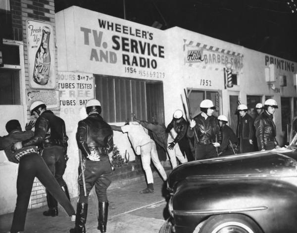 Black Then | Revolt! The Watts Rebellion of 1965