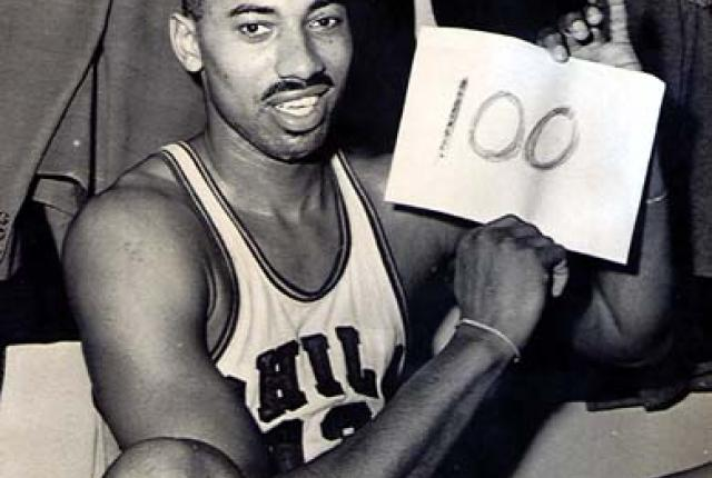 chamberlain single women Wilt chamberlain dead at that he had had sex with 20,000 women the 100 points he scored in a single game in the philadelphia warriors' 169-147.