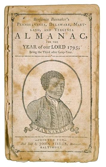 benjamin banneker almanac