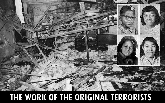Image result for 16th street baptist church bombing redeyesfrontpage