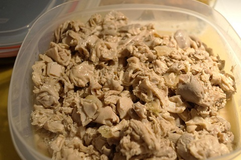 chitterlings