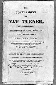 confession of nat turner
