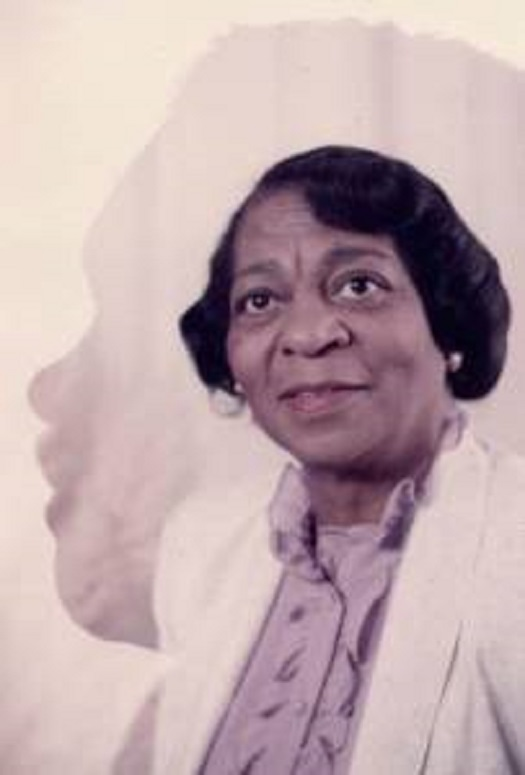 Black Then  Johnnie Mae Chappell Black Mother Of 10 -7541