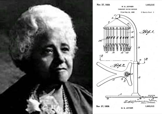 In 1928, Marjorie Joyner Invented The Permanent Waving Machine. Here Is  What Inspired Her | Black Then