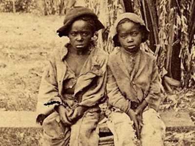Slave Trade In Libia >> Black ThenTraditional Clothes Worn by Slaves on Plantations in the South | Black Then