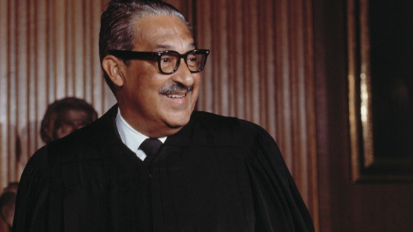 Looking Black On Today in 1993, Thurgood Marshall Passes | Black Then