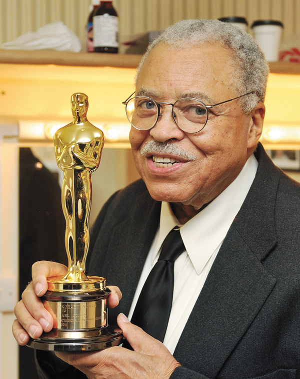 james earl jones surprised