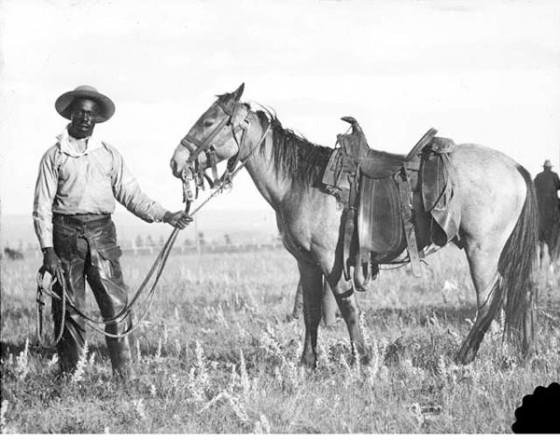 African-American Cowboy