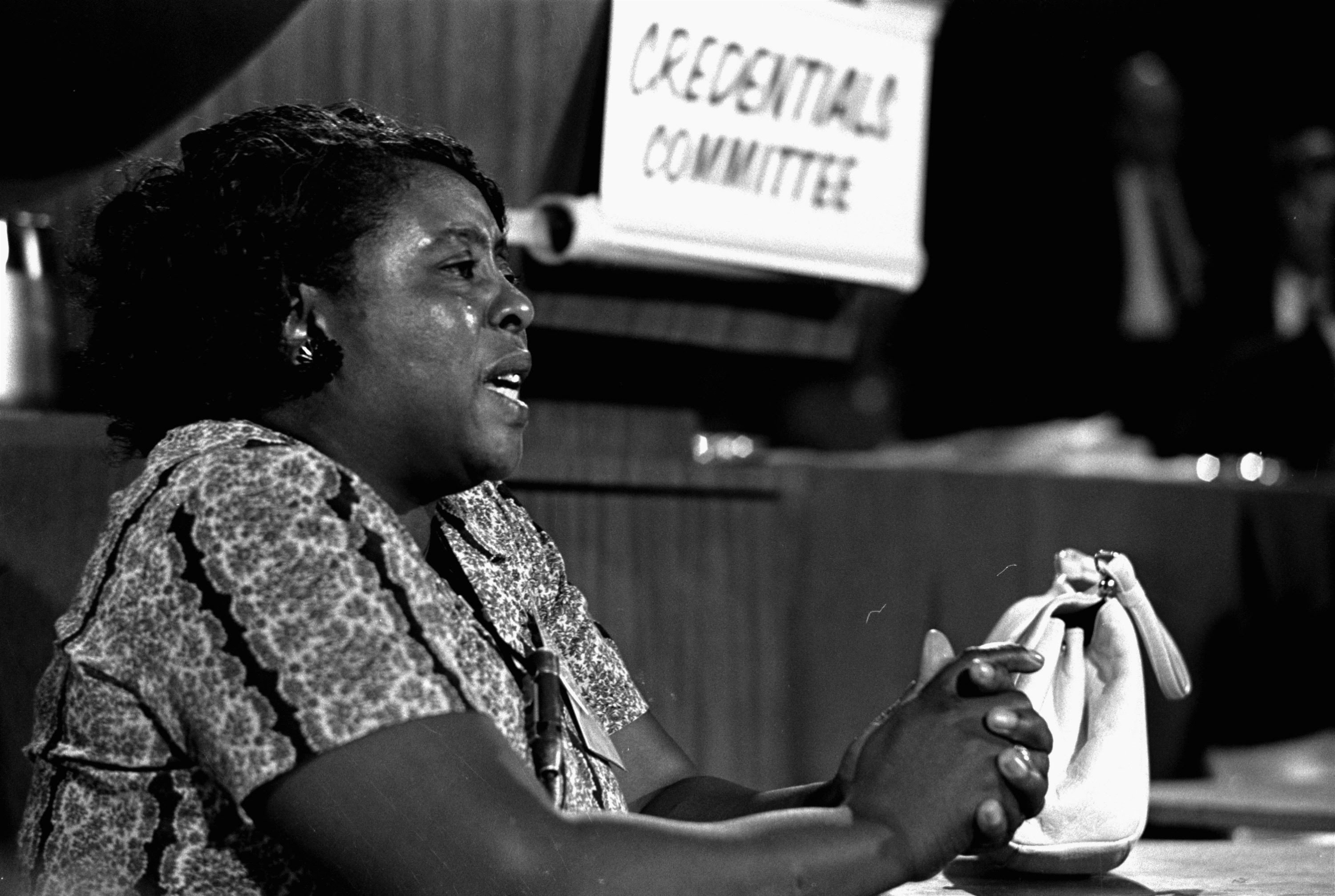 'I question America': Remembering Fannie Lou Hamer's ... |Fannie Lou Hamer