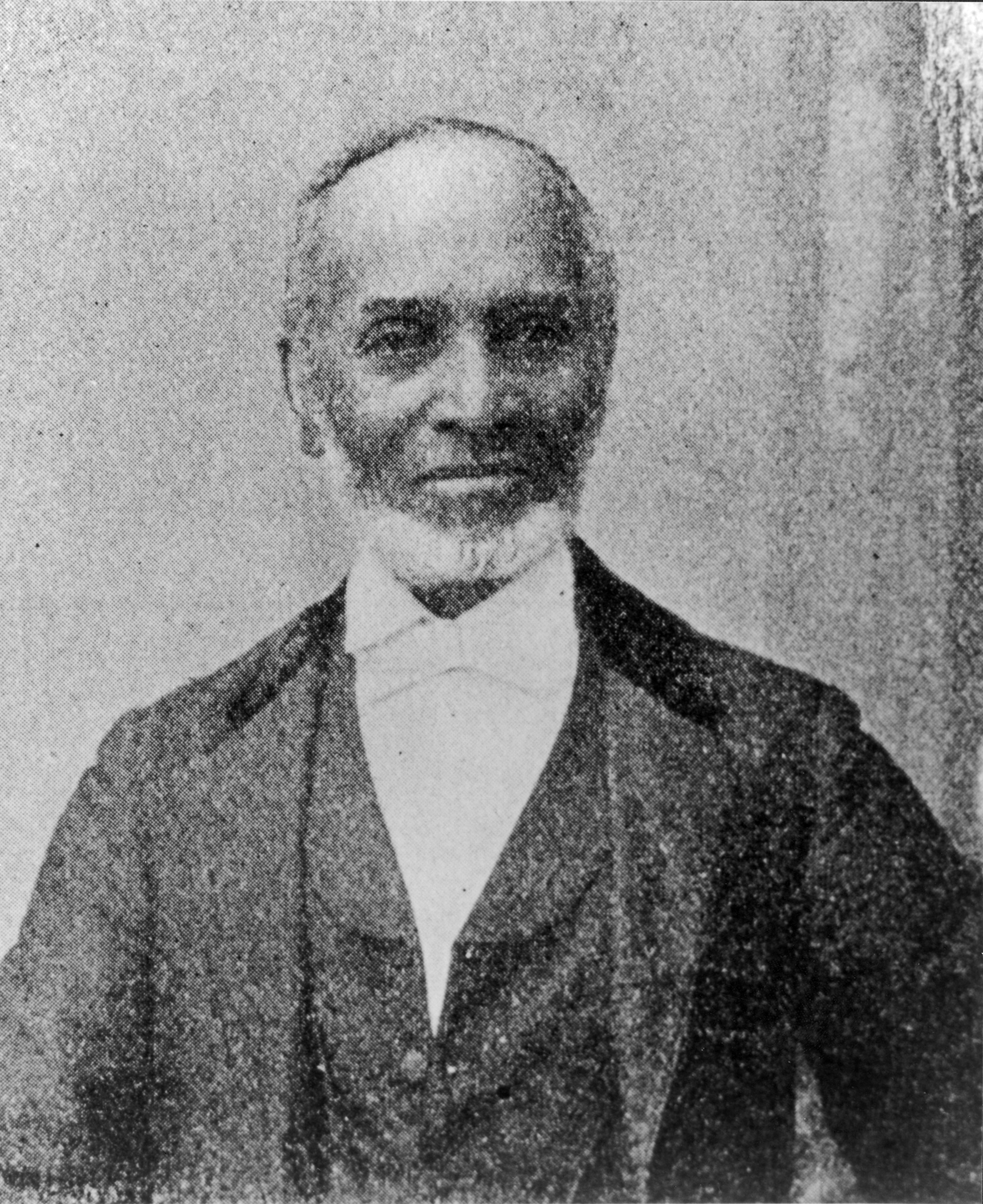 Black ThenRev. Peter Fossett: Former Slave of President ...