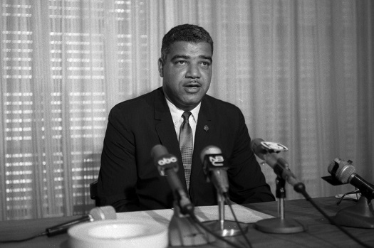 Black Then Whitney M Young Jr Civil Rights Leader