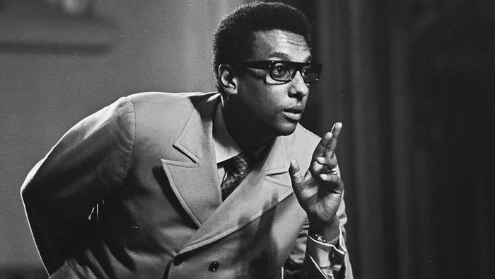 "Black Then | Stokely Carmichael: ""Hell No, We Won't Go"""