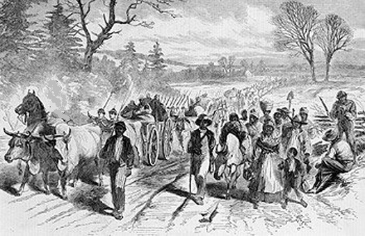 18-Freed-Slaves-Enter-Union-Lines-Harpers-Weekly-Feb.-21-18631