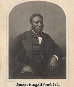 Rev. Samuel Ringgold Ward