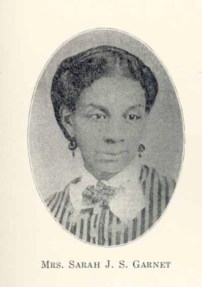 Sarah Smith Tompkins Garnet