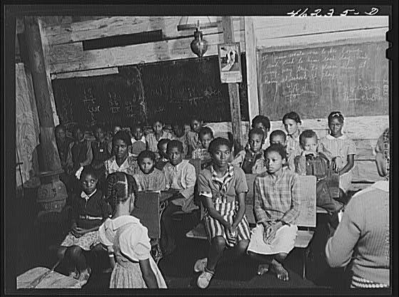negro schools