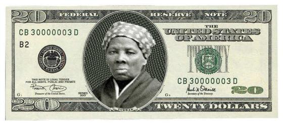 tubman 20 bill