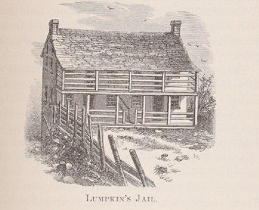 lumpkin jail