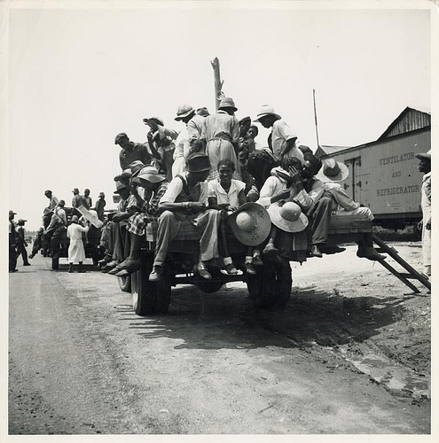 African American Farm Workers