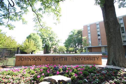 Black Then Biddleville Home To Johnson C Smith University Oldest Black Neighborhood In Charlotte North Carolina