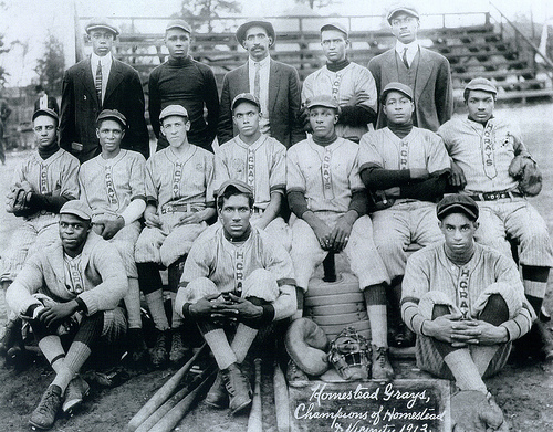 Negro League, Grays