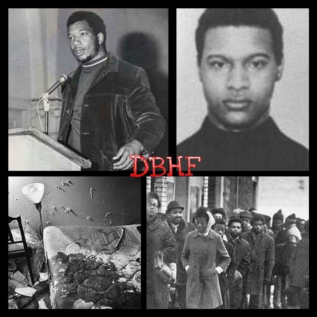 1f3a4deed1 Black Then   December 4, 1969: The FBI Murdered Fred Hampton & Mark ...