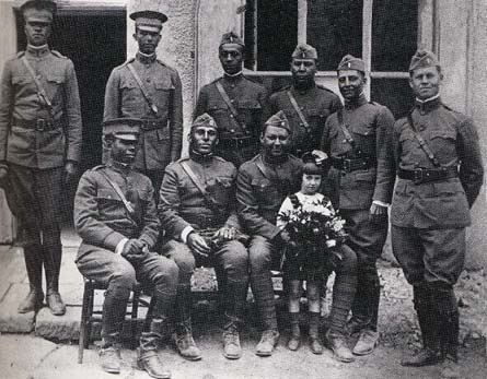 African American Soldiers, World War I