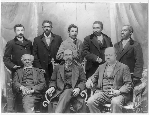African American Group Portraits