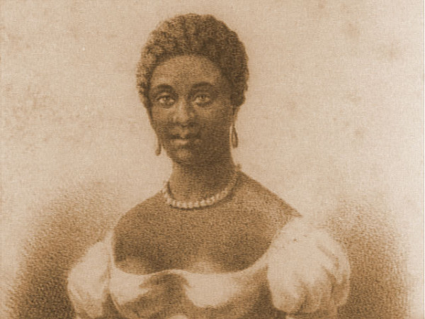 a biography of phillis wheatley from gambia africa