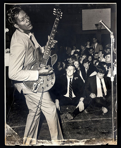 Chuck Berry | Pioneers of Rock n Roll