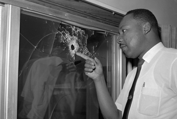 Black Then | The Assassination of Martin Luther King Jr.