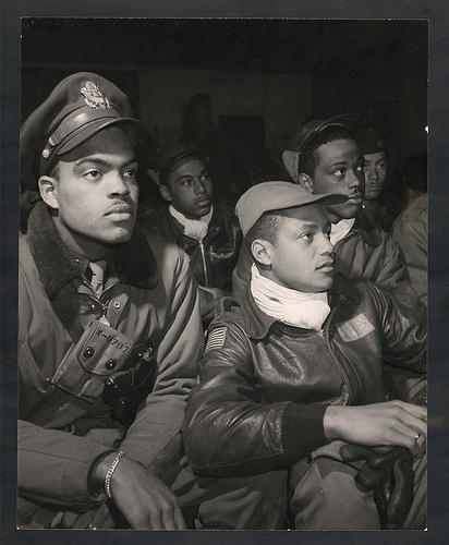 Black Wings: Tuskegee Airmen, World War 2