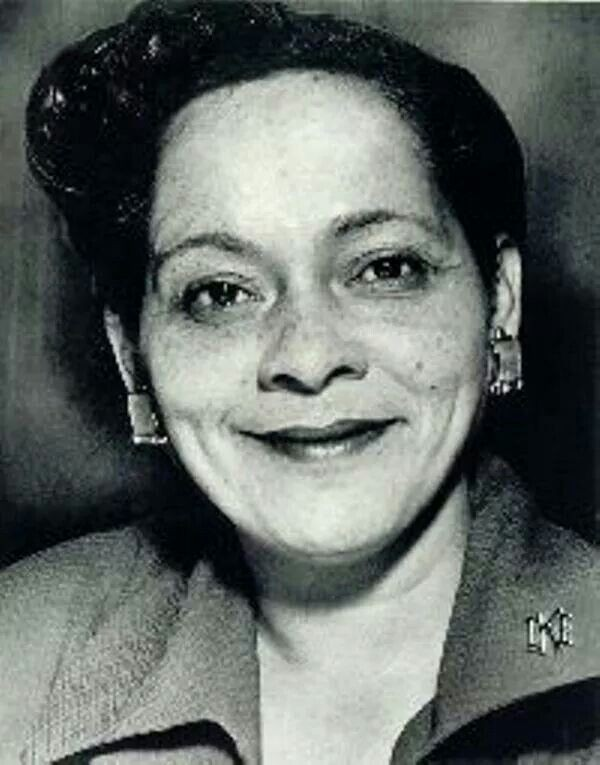 1952 : First Black Woman Elected to Michigan Senate