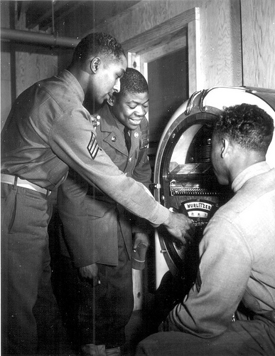 African Americans @ War, World War II